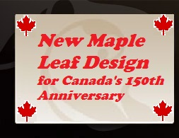 New Maple Leaf Design