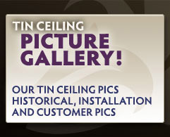 Tin Ceiling Tiles Picture Gallery