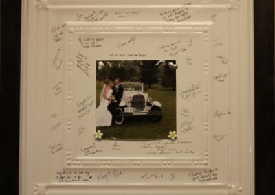 Wedding Picture Board