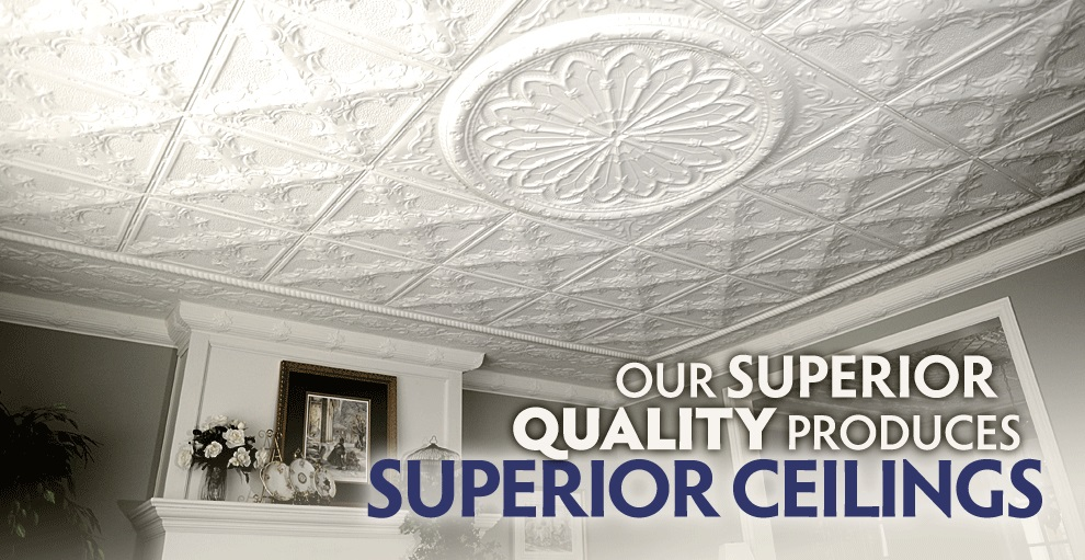 Leading Manufacturer of Tin Ceiling Tiles Brian Greer s Tin Ceilings